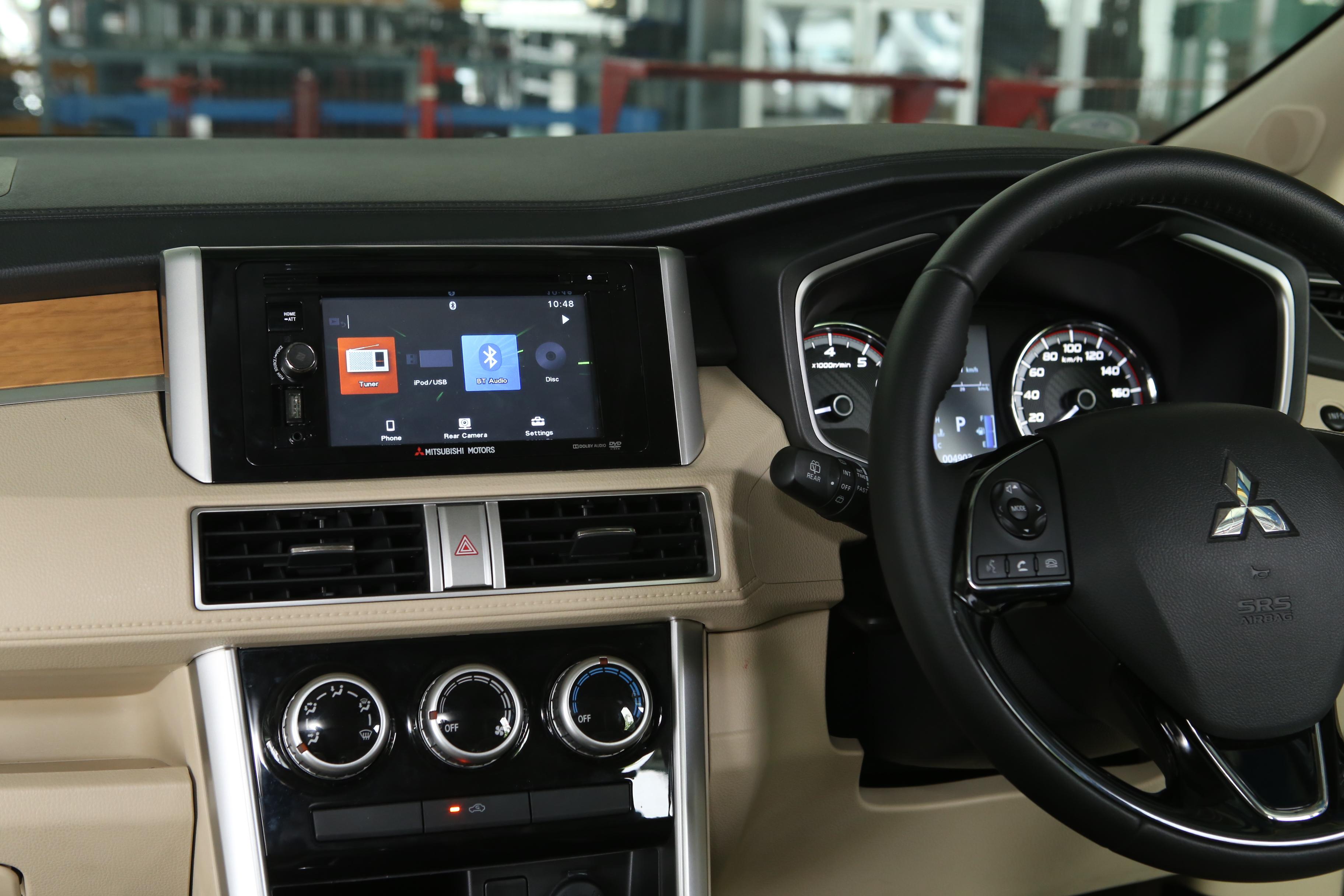 Mitsubishi Memaksimalkan Fitur Audio Di Mitsubishi Xpander Berita