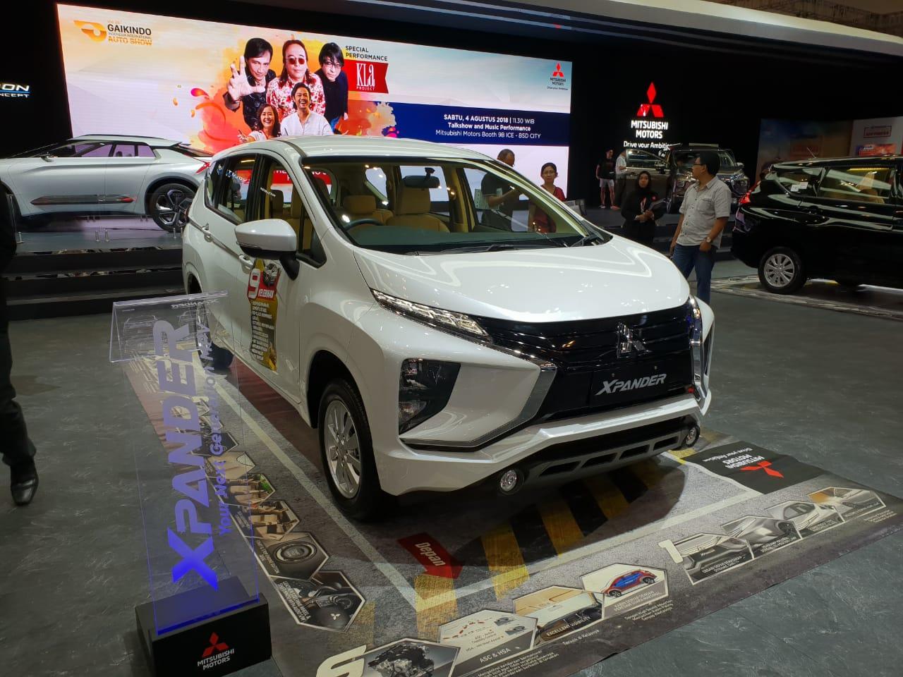 Lexus Of Rockford >> Mitsubishi Motors Hadirkan Line Up Lengkap Di Giias 2018