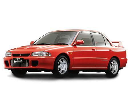 Layan Craft Mitsubishi Lancer Models