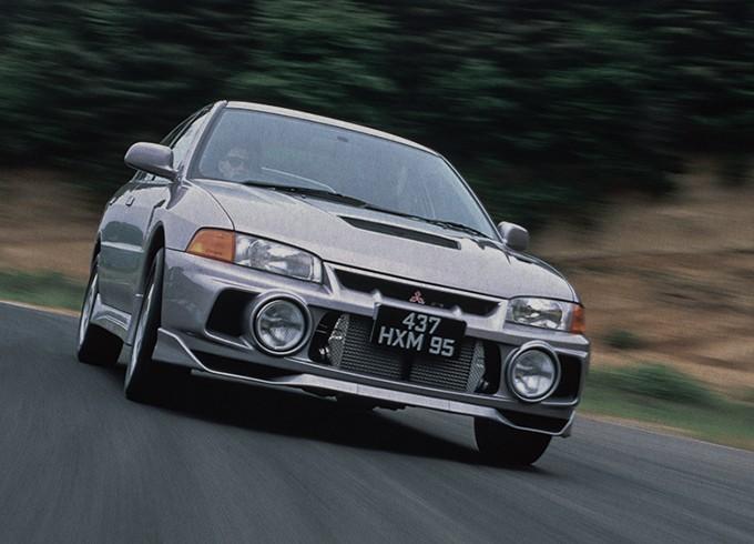 Legendaris Mitsubishi Lima Dekade